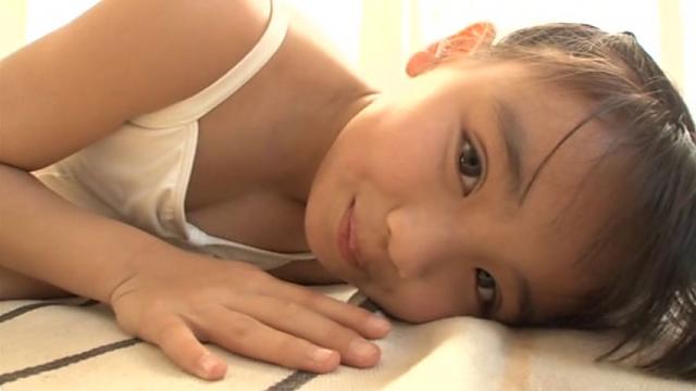 U12 JSジュニアアイドル 青葉えりかちゃんの「ピュアローズ Vol.05」をレビュー